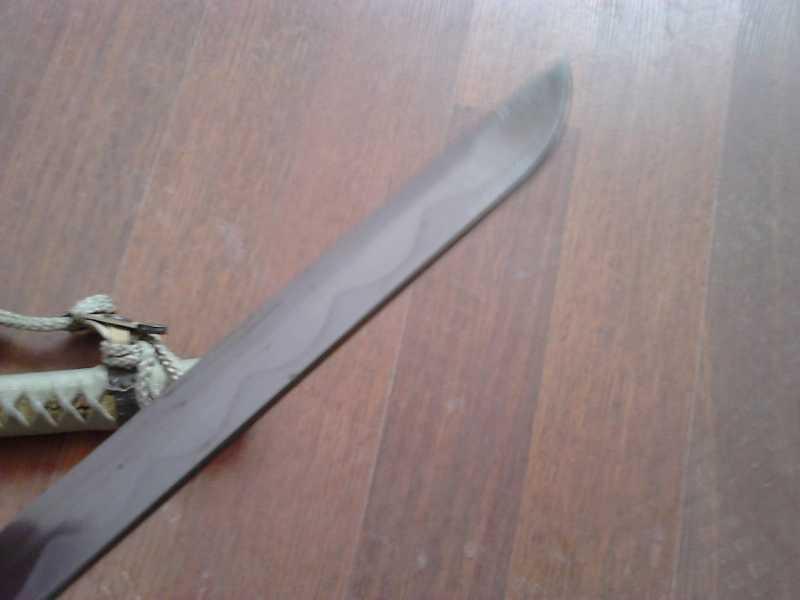 4)Катаны. Боевые и сувенирные образцы.